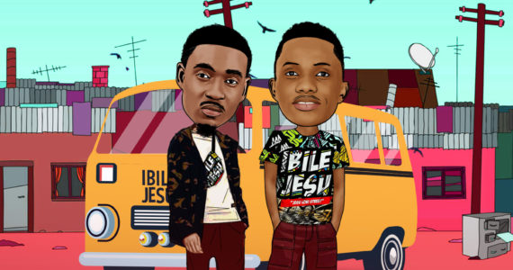 #SelahMusic: OluwaTomi & Dotun Oba Reengy | Ibile Jesu [@craftomi]
