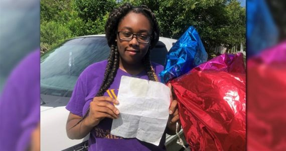 Miracle! Stranger Pays Teenager's School Fees After Sending Letter To God!